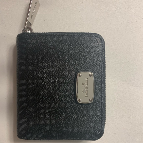 Michael Kors Handbags - Black Michael Kors Leather Wallet. Brand new!